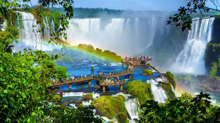 Parque Nacional do Iguaçu - Paraná