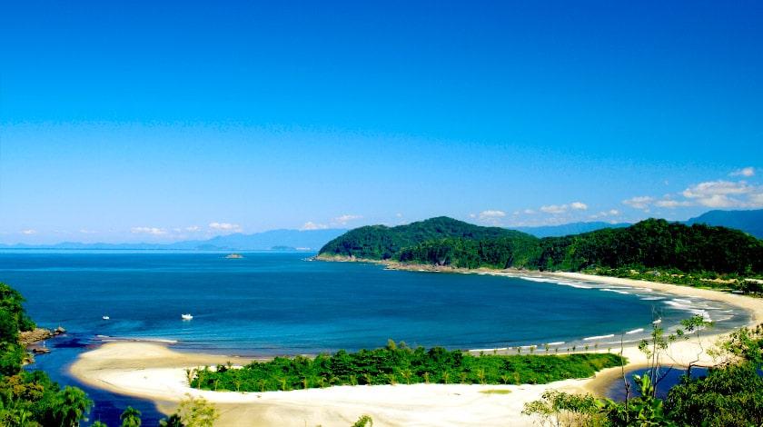 Barra do Una, no litoral de SP