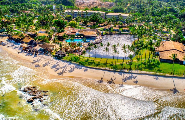 Cana Brava Resort: O All-Inclusive mais querido de Ilhéus