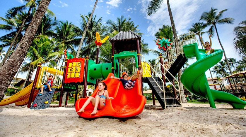 Playground no Cana Brava Resort