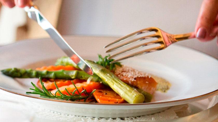 Kurotel - Gastronomia