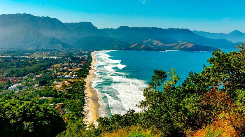 Praia de Maresias, ótimo destino para feriados 2021