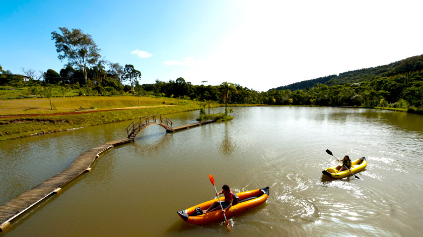Lago do SPaventura Eco Resort