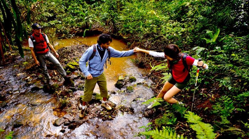 SPaventura Eco Resort - trilhas
