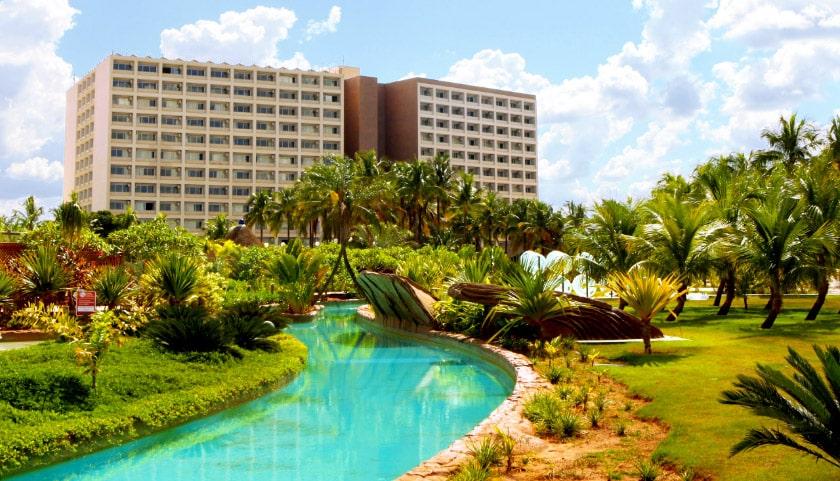 Hot Beach Resort. Especial Olímpia