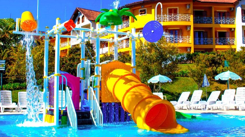 Monreale Hotel Resort. Dia das Crianças