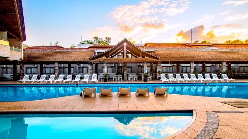 Nauticomar Hotel & Beach Club. Summertime