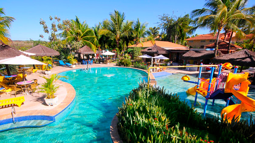 Thermas Park Resort & SPA. Especial Olímpia