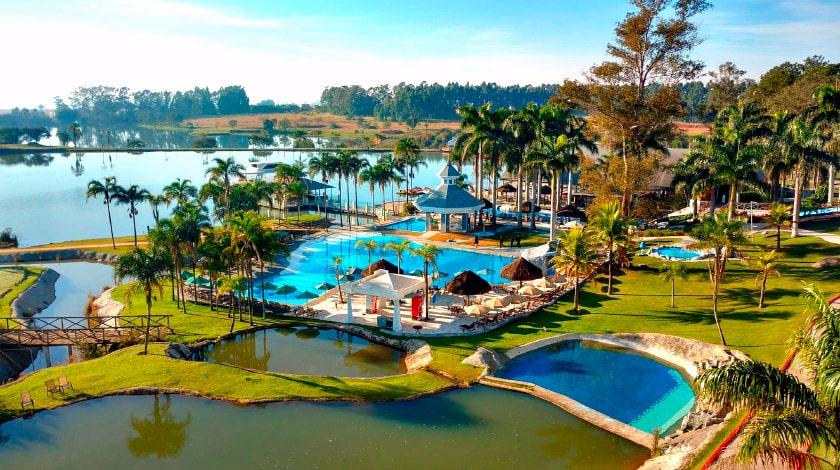 Visão geral do Mavsa Resort, perfeito para as férias de janeiro