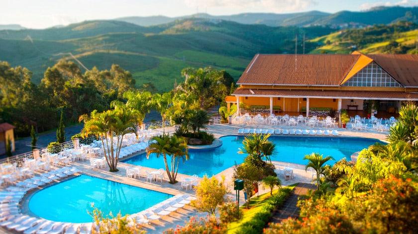 Monreale Hotel Resort, oferta do Pré-Black do Zarpo