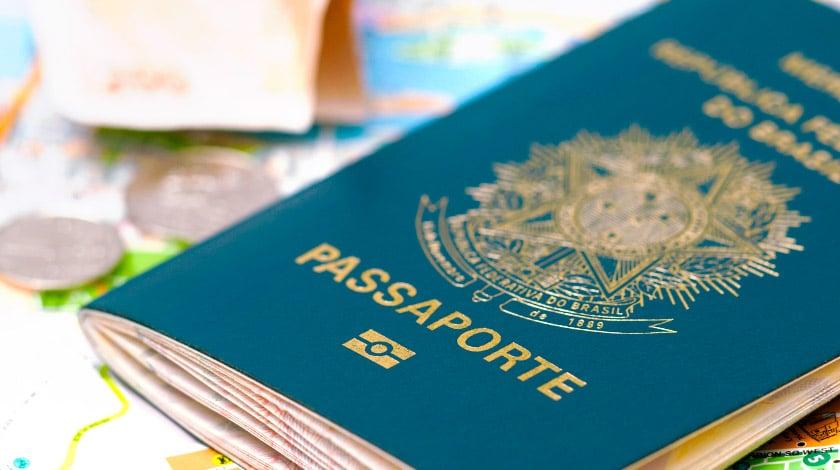 Passaporte brasileiro necessário para viajar com crianças para o exterior
