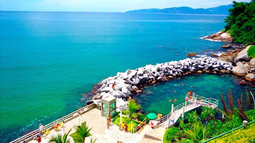 Piscina oceânica do Hotel Porto Real, entre as ofertas do Black Friday