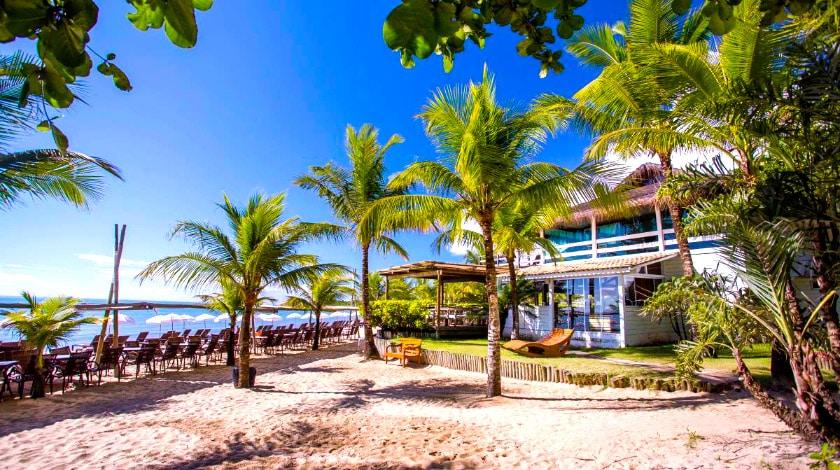 Clube de praia do La Torre Resort, All-Inclusive na Bahia