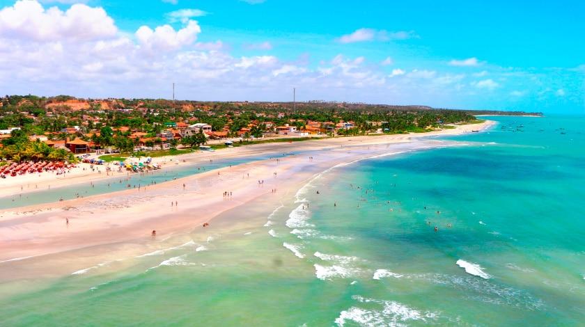 O que fazer em Maceió: Praia de Paripueira