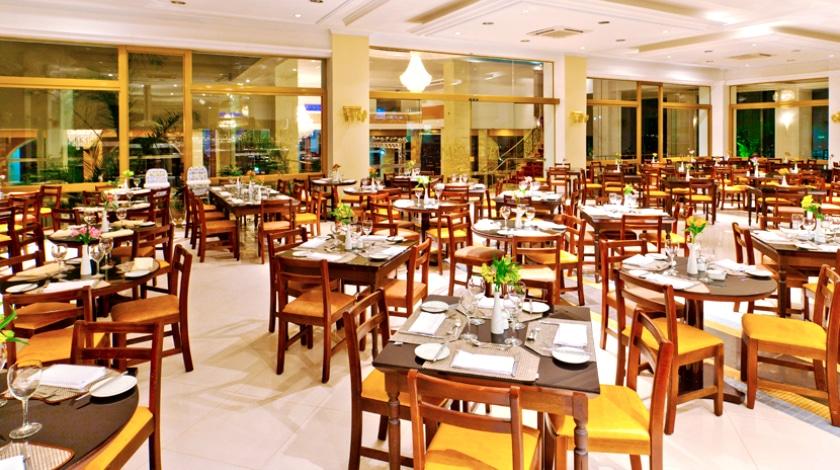 Restaurante do Mavsa Resort