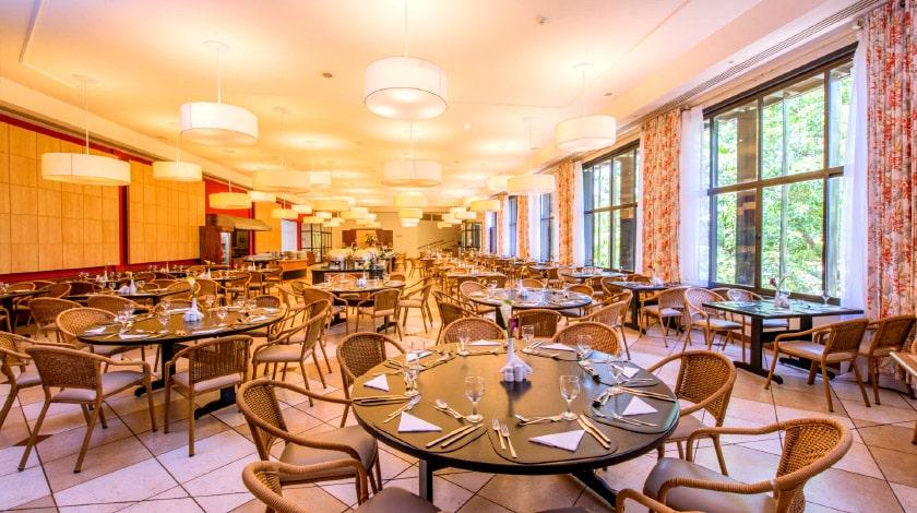 Restaurante Flamboyant, do Blue Tree Thermas