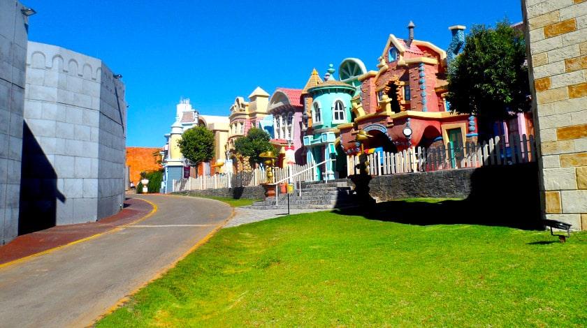 Cidade dos Sonhos, kids' club do Mavsa Resort