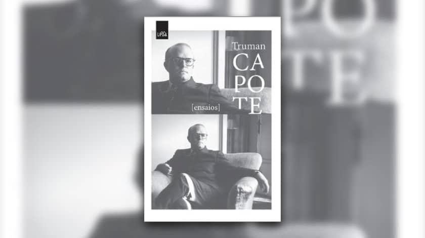 Livro 'Ensaios', de Truman Capote