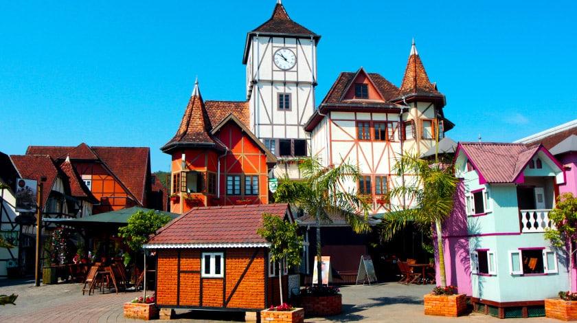 centro de Blumenau