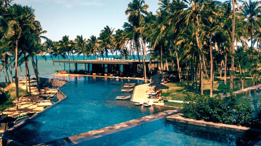 Piscina do Carmel Taíba Exclusive Resort, em Taíba, no Ceará
