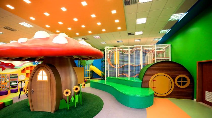 Kid's club Tauá Resort Atibaia