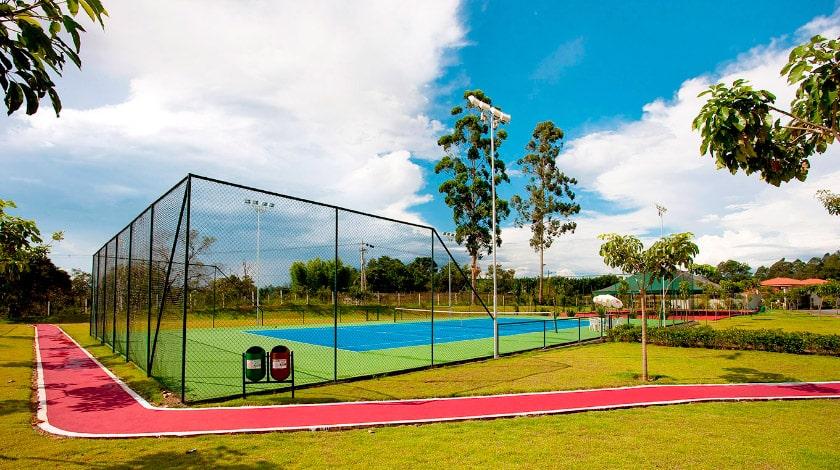 Quadras do Tauá Resort Atibaia