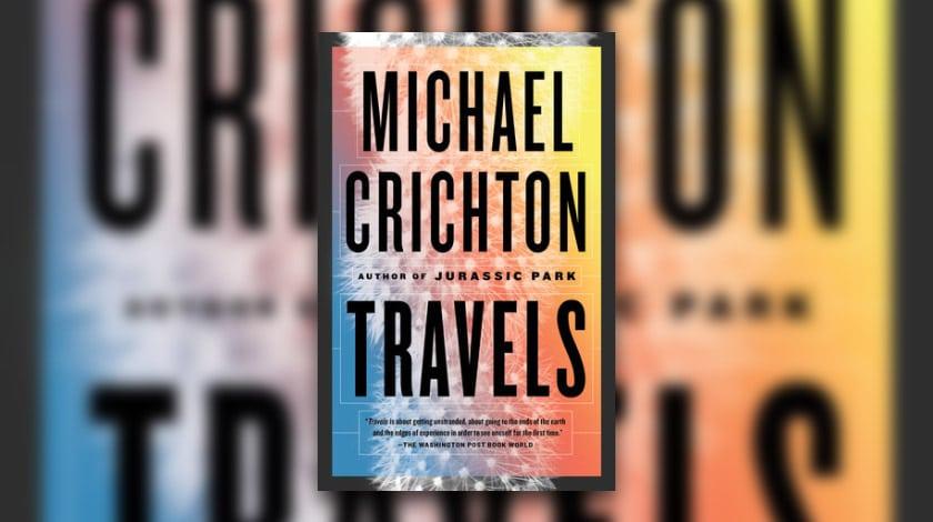 Livro-reportagem 'Travels', de Michael Crichton
