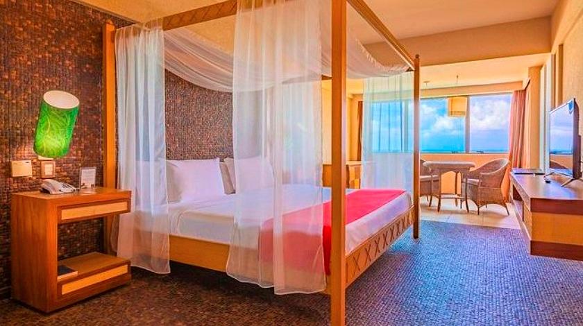 Acomodação Bali Floor, no Ritz Lagoa da Anta