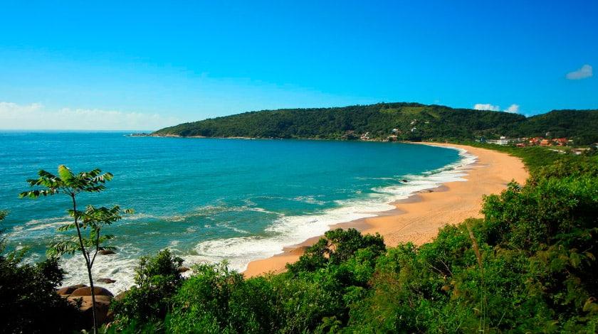 Praia de Balneário Camboriú