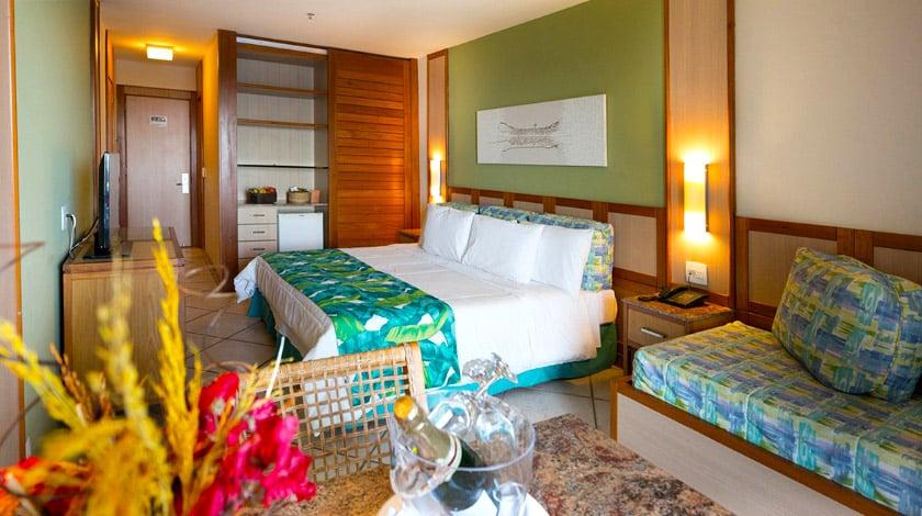 Acomodação do Porto Real Resort