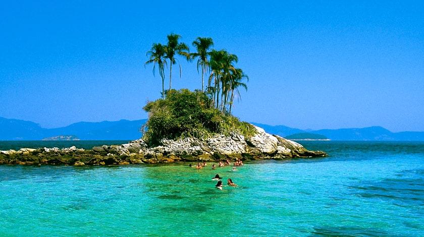 Mar da Ilha de Cataguases