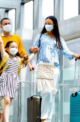 Como fica a minha viagem no cenário atual da pandemia?