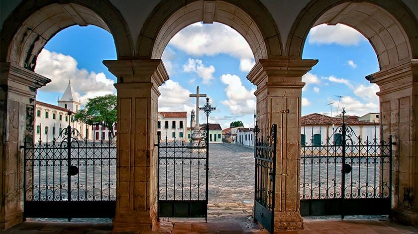 São Cristóvão, cidade de Sergipe