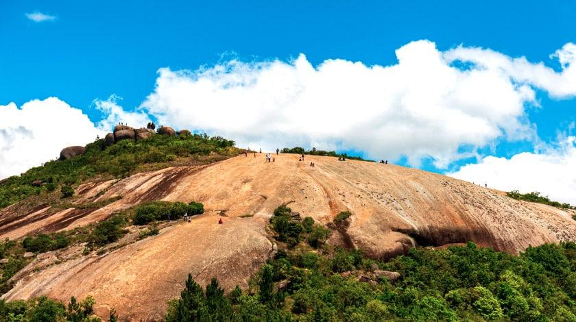 Foto da atração Pedra Grande, em Atibaia.