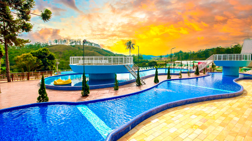 piscina do Cassino All-Inclusive Resort