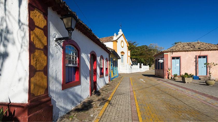 Santo Antônio de Lisboa, bairro histórico em Florianópolis